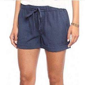 Anthropologie Cloth & Stone easy pocket shorts
